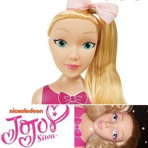 JoJo Siwa Styling Doll Head - Needs Detangling